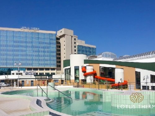 Lotus Therm Spa  Luxury Resort